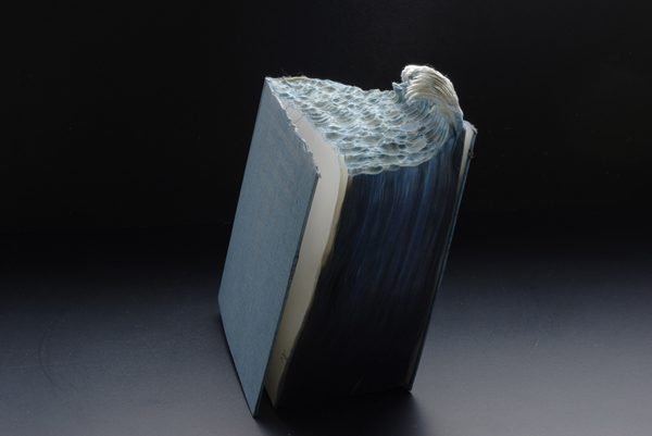 Carved Book Landscapes by Guy Laramee5