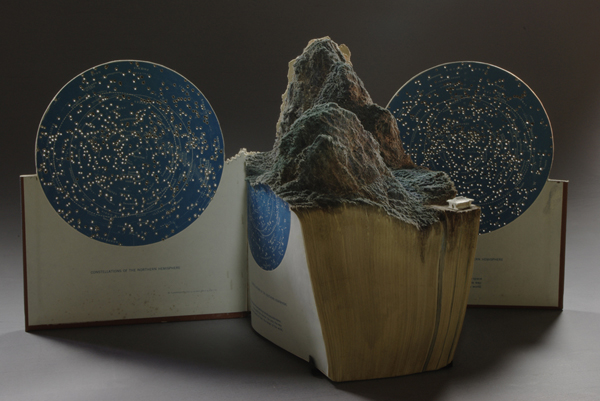 Carved Book Landscapes by Guy Laramee9