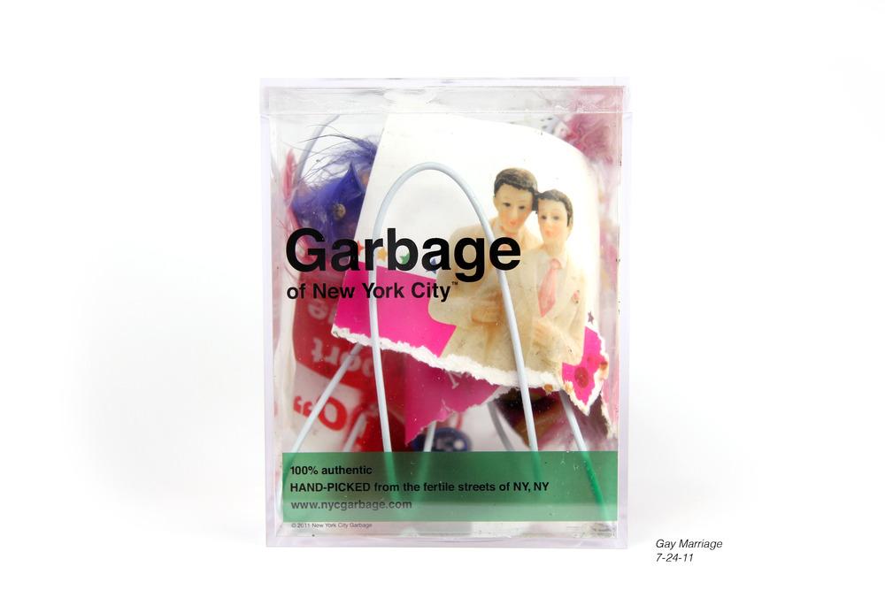 New York City Garbage by Justin Gignac32