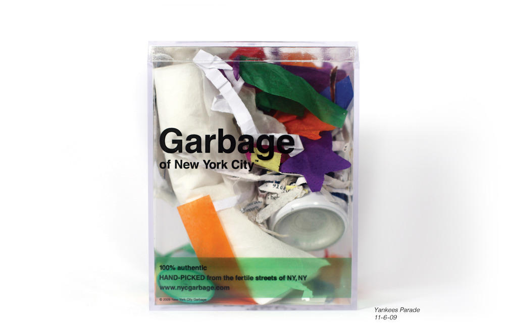 New York City Garbage by Justin Gignac24