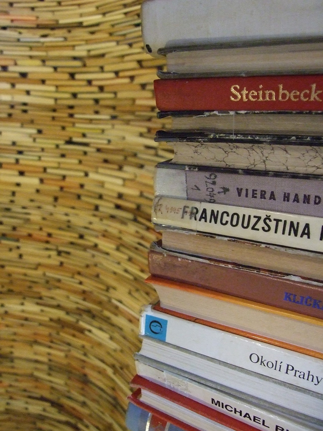Idiom (Tower of Books) 5