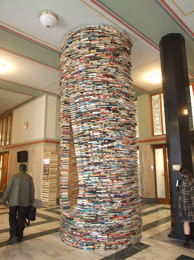 Idiom (Tower of Books) 6