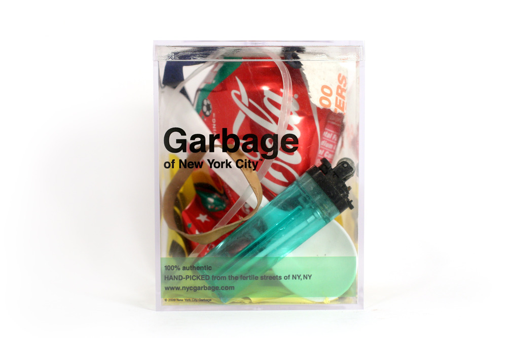 New York City Garbage by Justin Gignac10