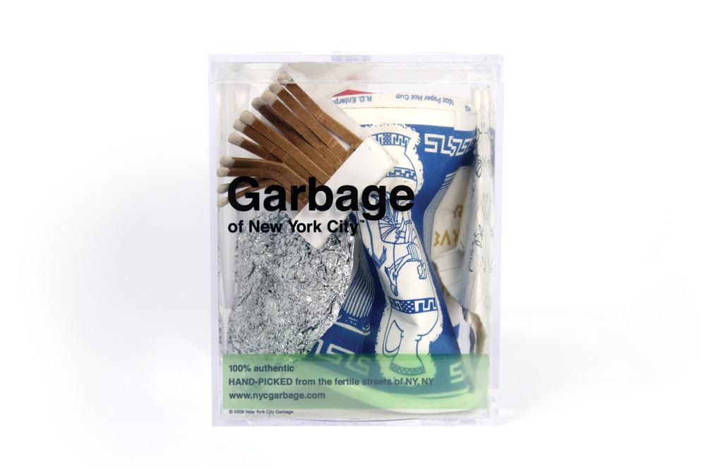 New York City Garbage by Justin Gignac3