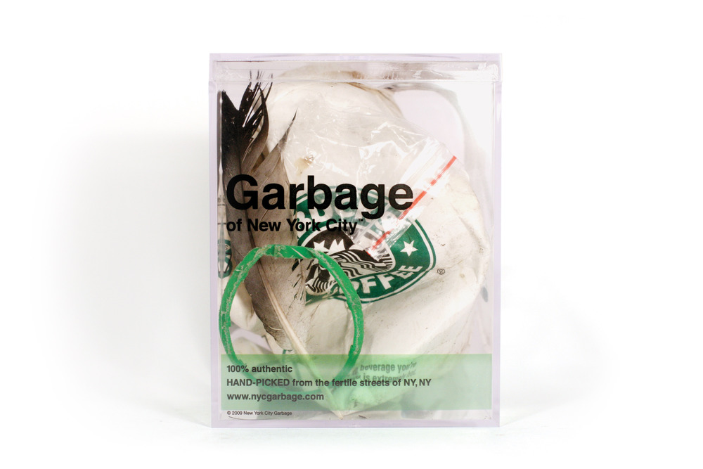 New York City Garbage by Justin Gignac8