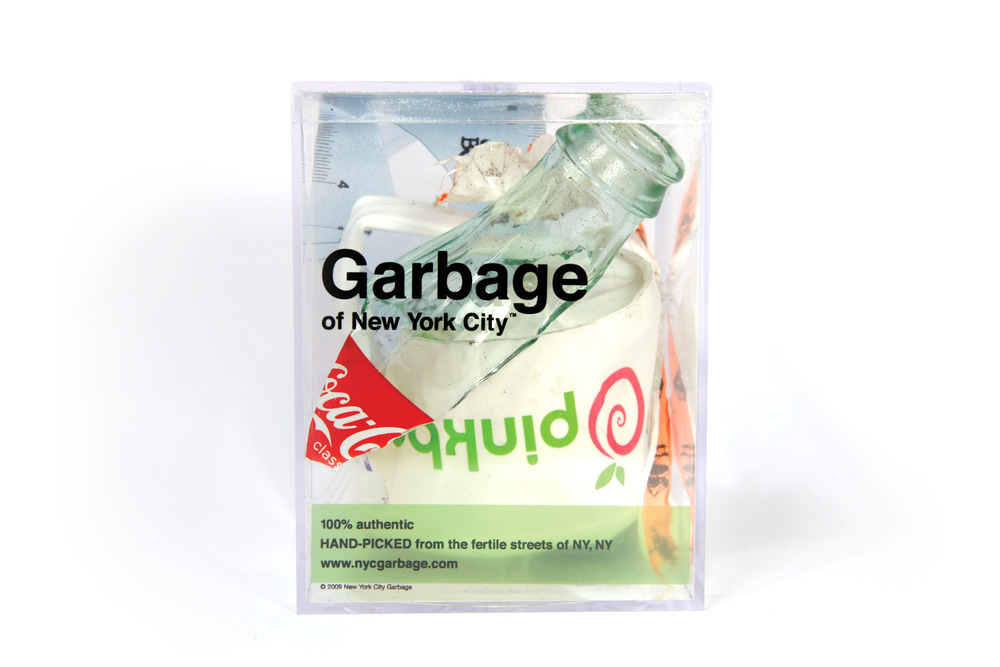New York City Garbage by Justin Gignac2
