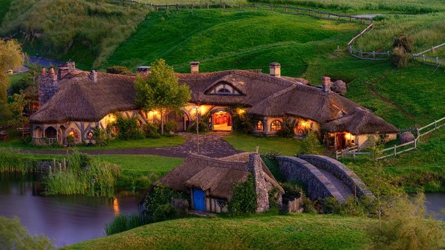 The Green Dragon, Hobbiton