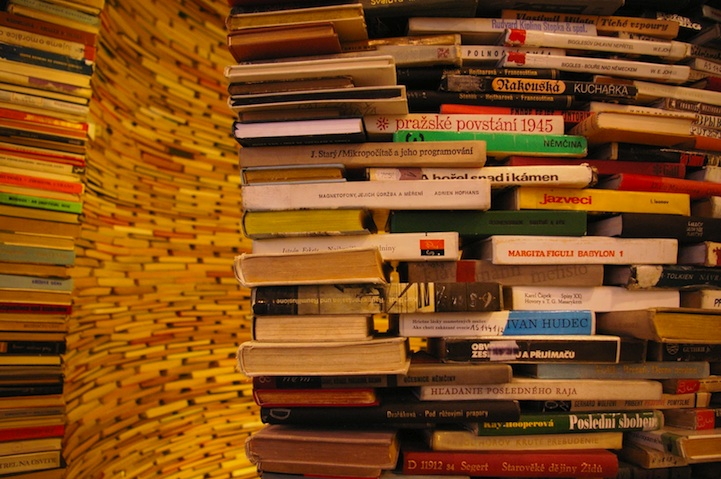Idiom (Tower of Books) 4