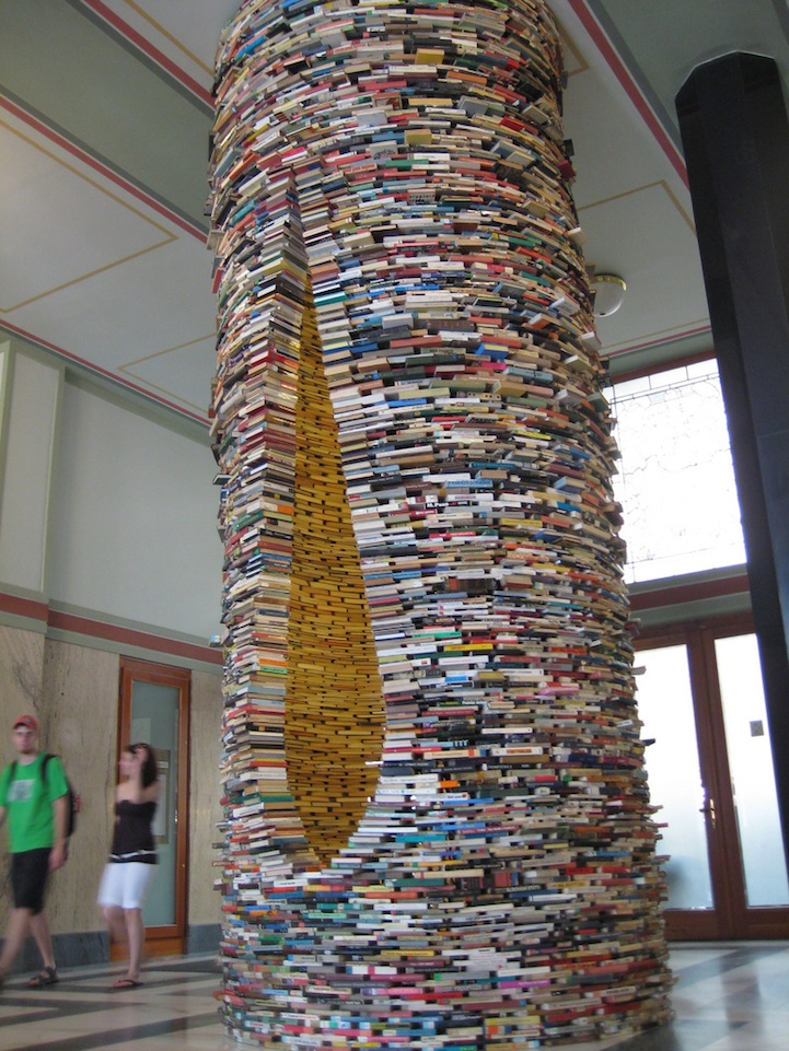 Idiom (Tower of Books) 3