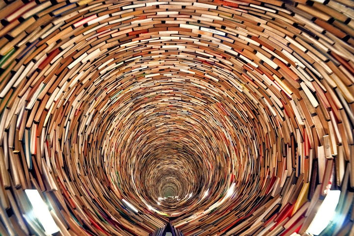 Idiom (Tower of Books)