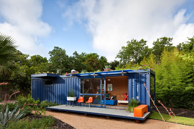 Container Guest House16