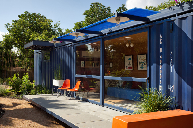 Container Guest House7