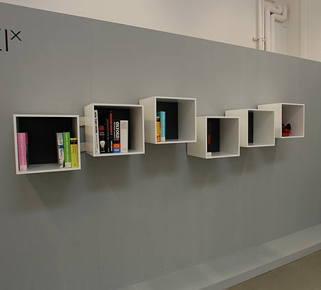DreiX Balanced Shelf4