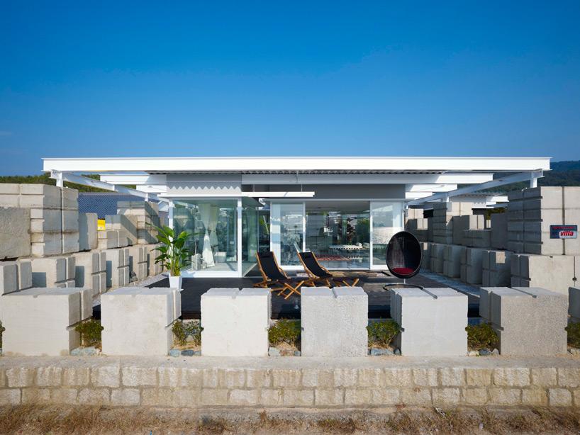 全面ガラス張りの家。潜水士のためのグラス・ハウス29