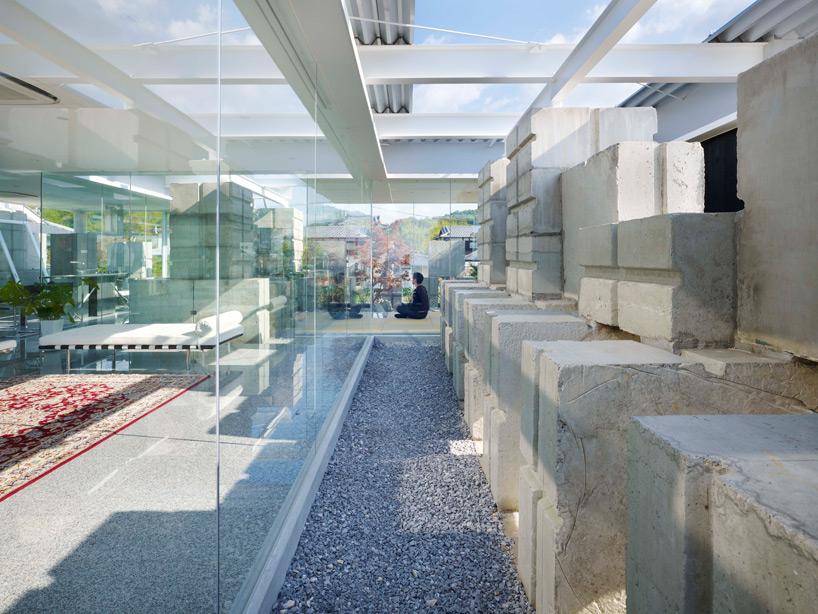 全面ガラス張りの家。潜水士のためのグラス・ハウス19