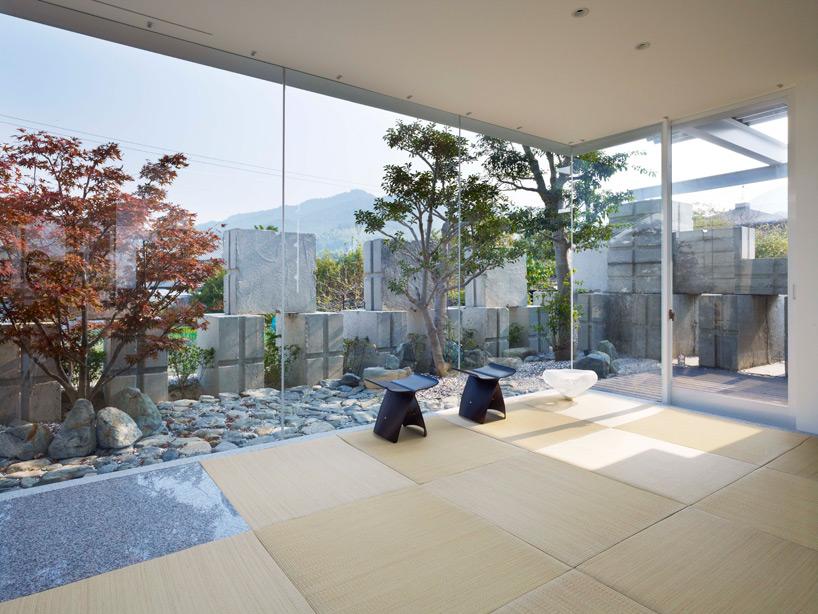 全面ガラス張りの家。潜水士のためのグラス・ハウス8