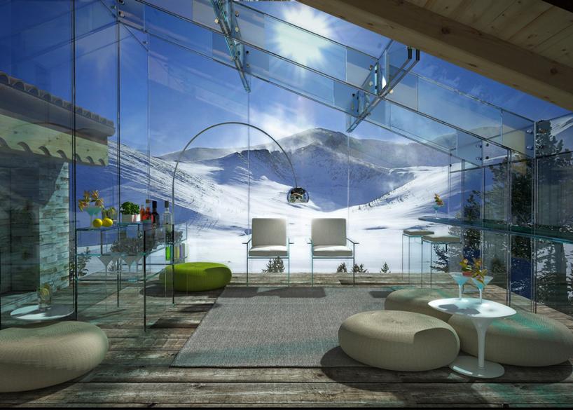 glass house series36