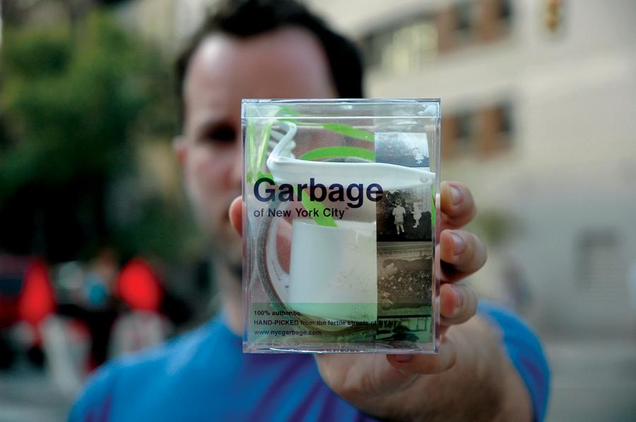 NYC Garbage