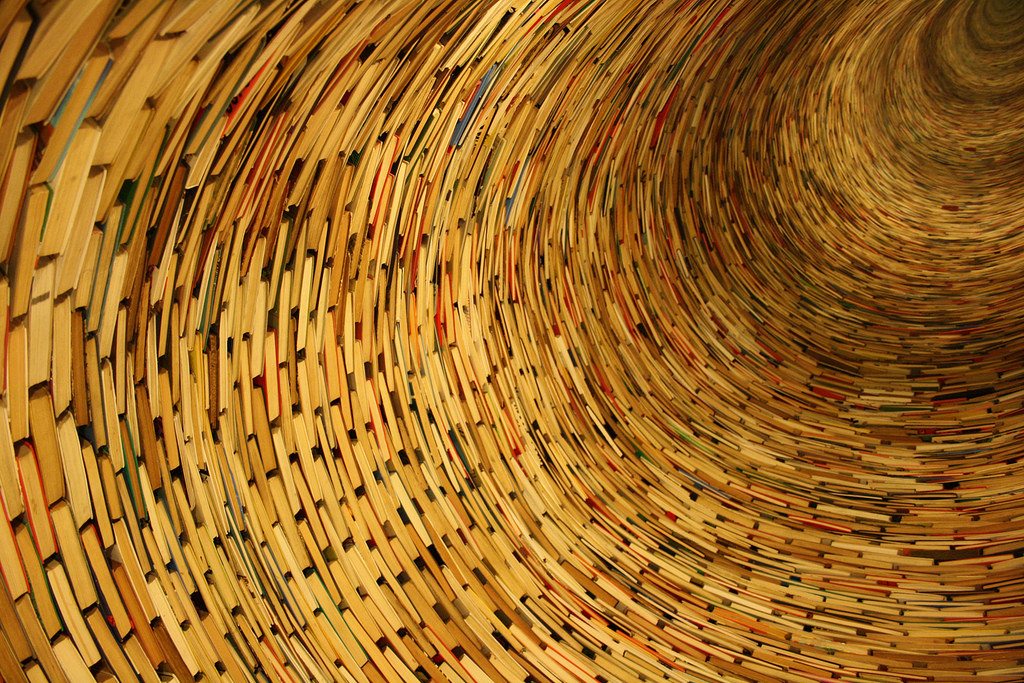 Idiom (Tower of Books) 2