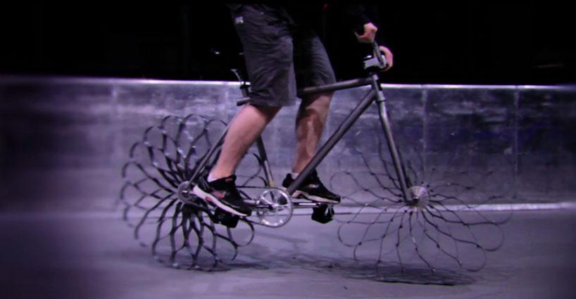 two nuns sprung steel wheel bike3