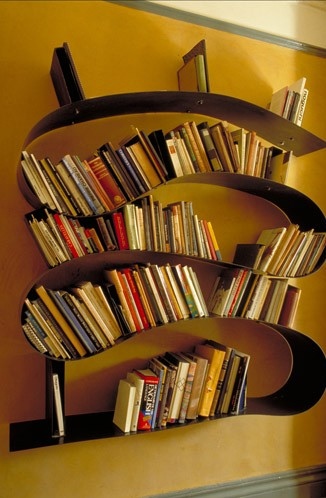 Bookworm Shelf