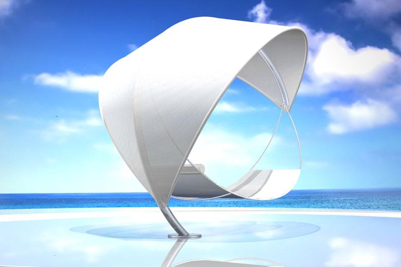 The Wave hammock