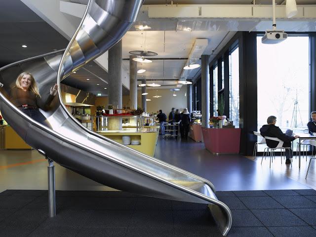 Google Zurich Office10