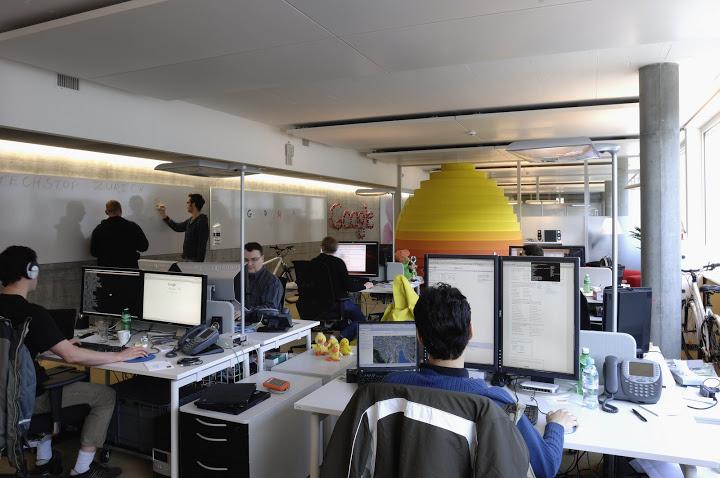 Google Zurich Office40