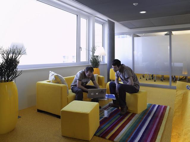 Google Zurich Office39