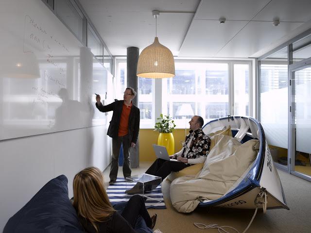 Google Zurich Office41