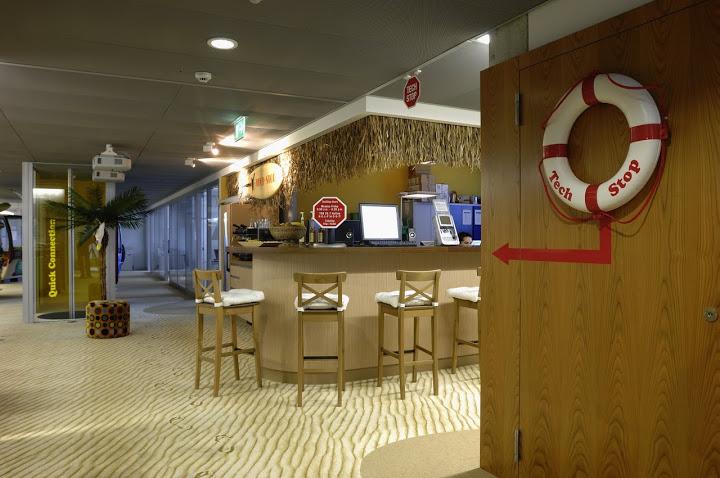 Google Zurich Office42