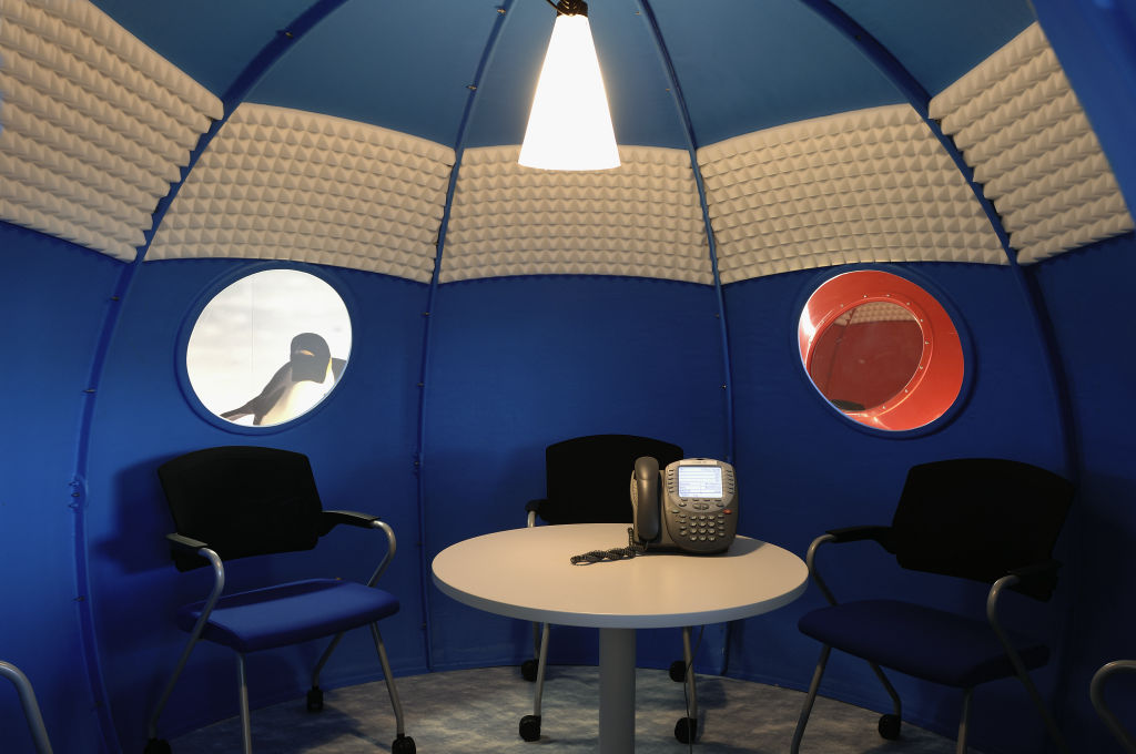 Google Zurich Office vo2