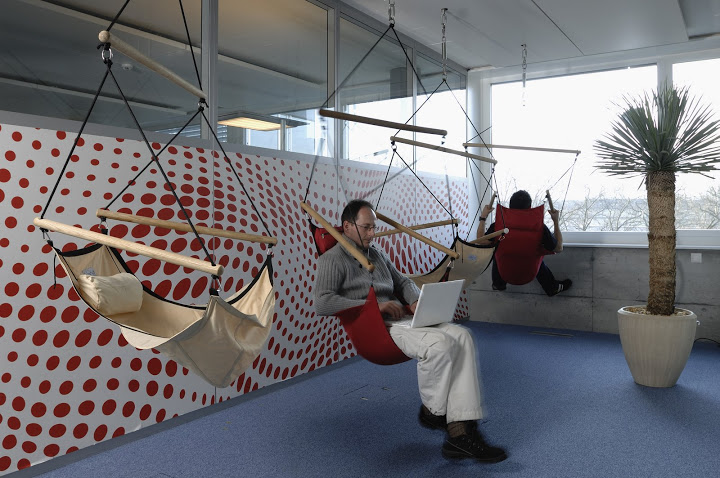 Google Zurich Office vo2 5