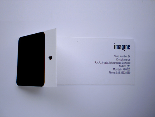iMac business card2