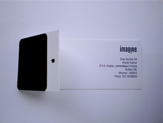 iMac business card2