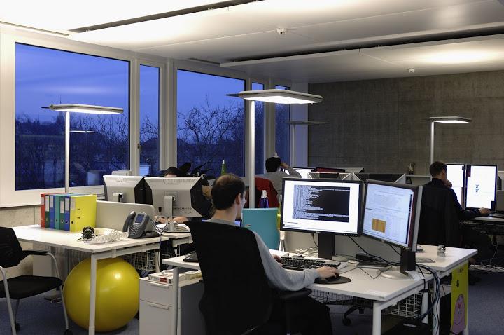 Google Zurich Office45