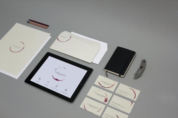 business card of Mylène Poisson9