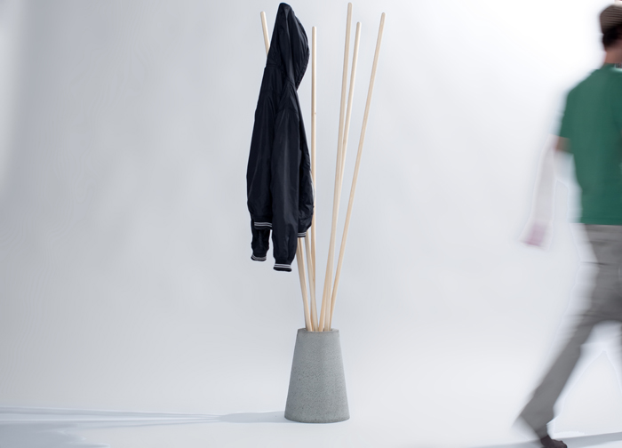 Coat rack by Vytautas Gecas5