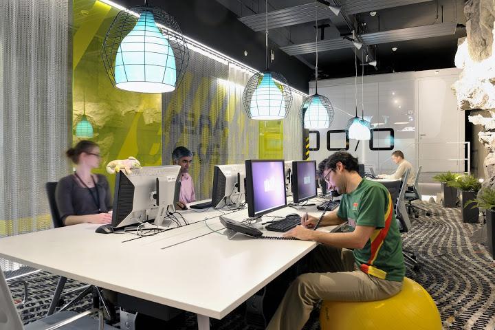 Google Zurich Office17