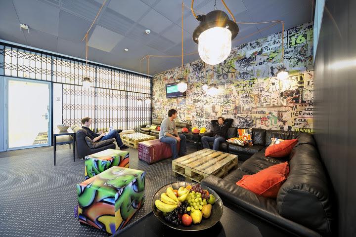 Google Zurich Office21