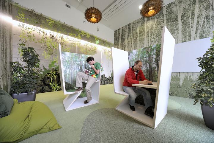 Google Zurich Office23