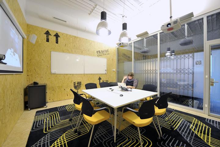 Google Zurich Office19