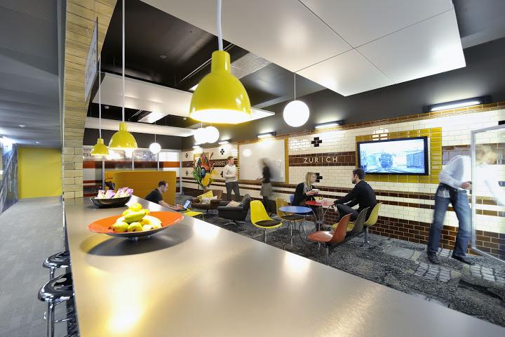 Google Zurich Office24