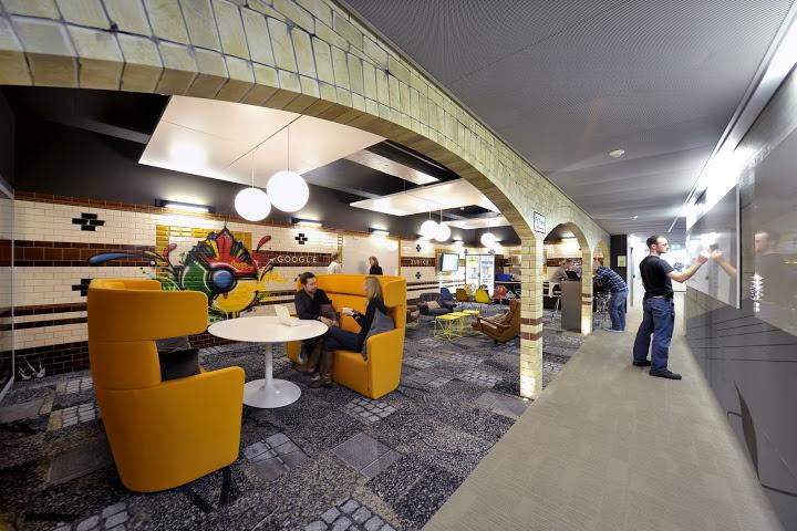 Google Zurich Office28
