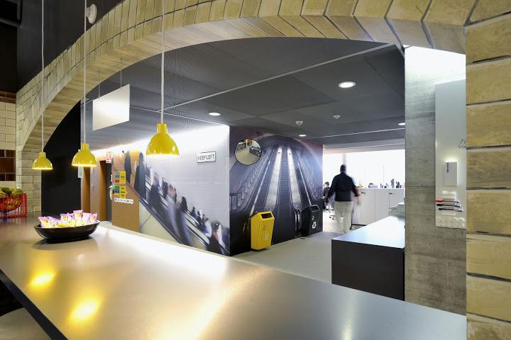 Google Zurich Office25