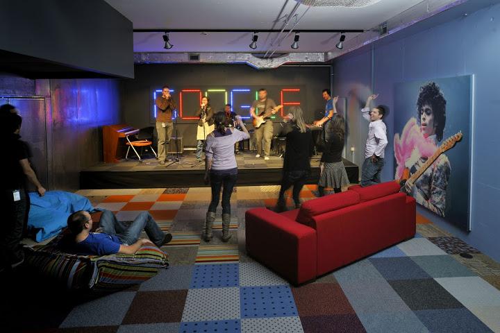Google Zurich Office30