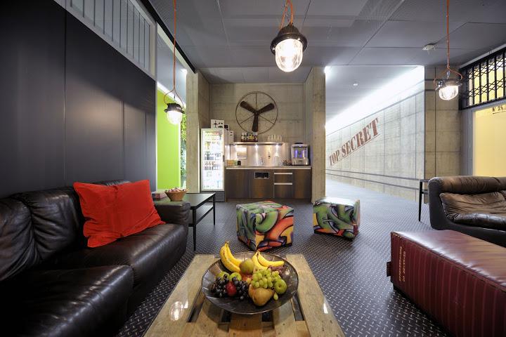Google Zurich Office22