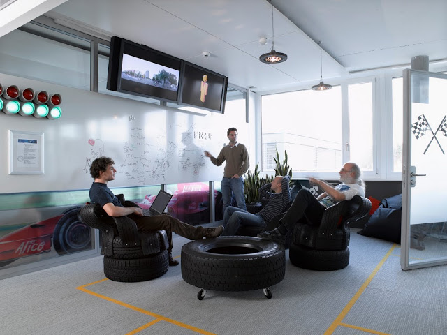 Google Zurich Office vo2 25