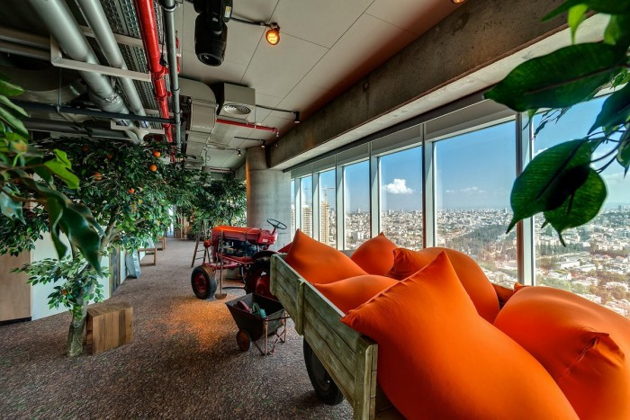 google office in tel aviv36