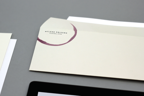 business card of Mylène Poisson8